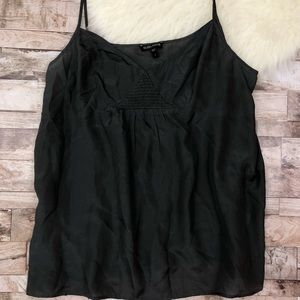 Eileen Fisher 100% Silk Tank Cami Size Large